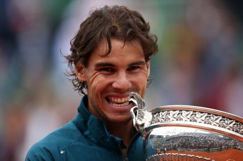 Nadal không nghĩ tới 17 Grand Slam của Federer - 1