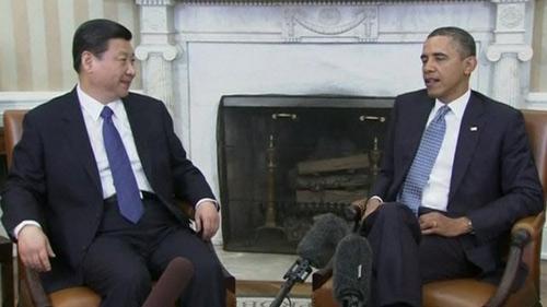 Obama gặp Tập Cận Bình: Bất đồng còn sâu sắc - 1