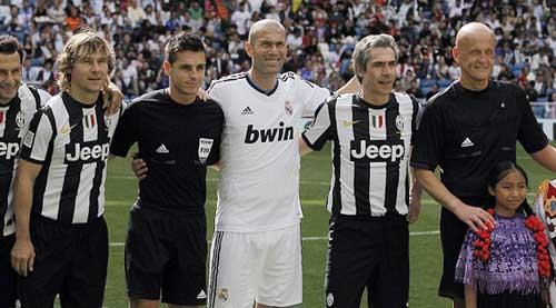 Real - Juventus: Huyền thoại đối đầu - 1