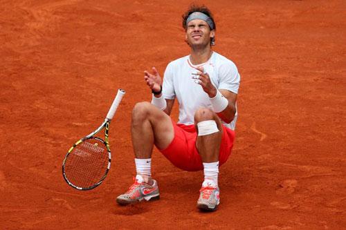 Nadal & Roland Garros thứ 8: Vị Vua vĩ đại - 1