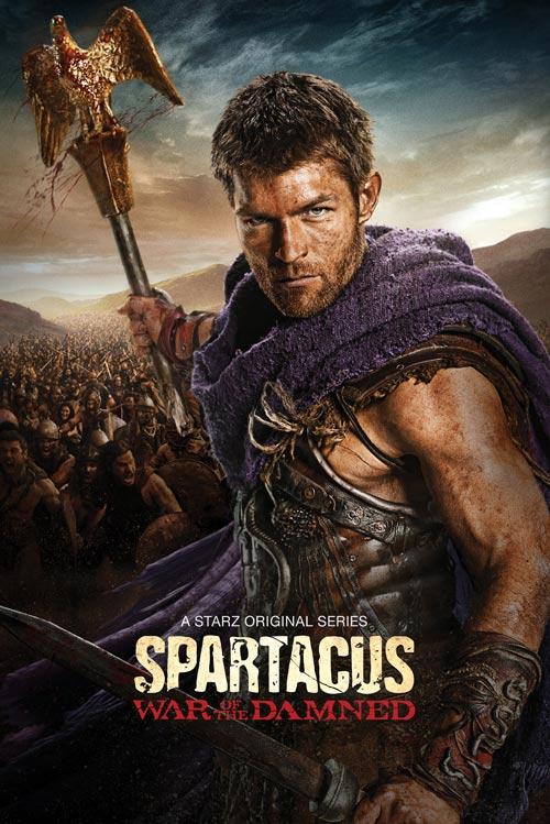 Video Spartacus: Bi tráng trận đánh La Mã - 1