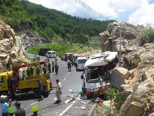 Ba ngày, ba vụ tai nạn thảm khốc - 1