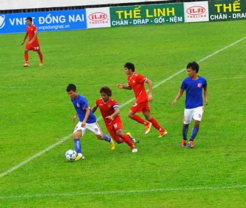 U23 VN không chủ quan trước U23 Myanmar - 1