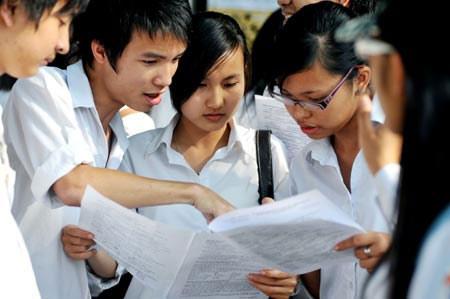 Giảng viên không tham gia phục vụ thi ĐH, CĐ - 1