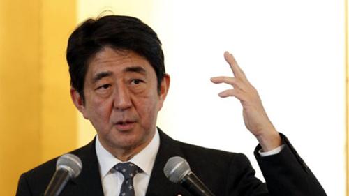 Thủ tướng Nhật: Cần tăng sức mạnh tấn công - 1