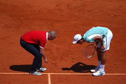 Roland Garros cần Hawk-Eye hay không? - 1