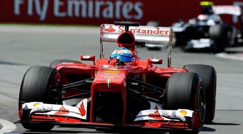 F1 - Canadian GP: Phía sau vạch đích - 1