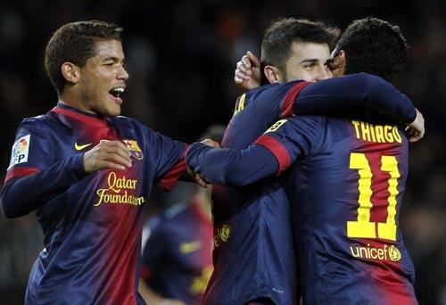 """Barca rao bán cả """"một đội hình"""" - 1"""
