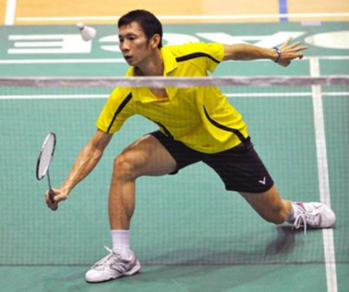Tiến Minh thua sốc tại giải cầu lông Indonesia mở rộng - 1