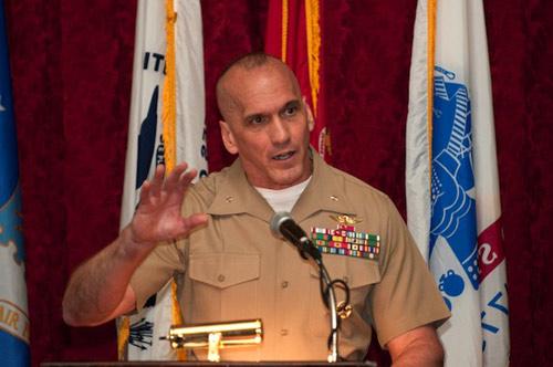 """Tướng Mỹ tố TQ """"gieo rắc sợ hãi"""" ở châu Á - 1"""
