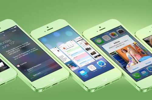 """Các dấu mốc quan trọng trong hành trình """"tiến hóa"""" của iOS - 1"""