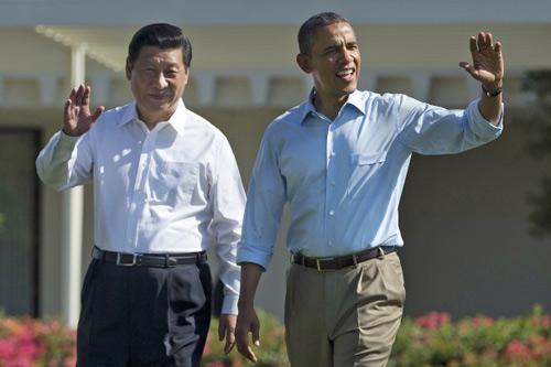 Obama gặp Tập Cận Bình: Con dao hai lưỡi - 1