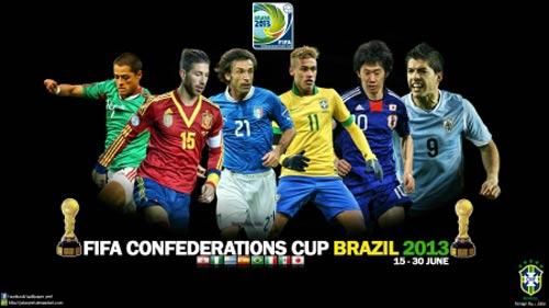Nhà cái: Brazil sẽ vô địch Confed Cup 2013 - 1