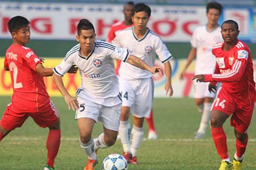 V12 V-League 2013: Nảy lửa tại Chi Lăng - 1