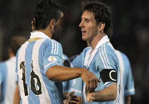 Guatemala – Argentina: Dấu ấn Messi - 1