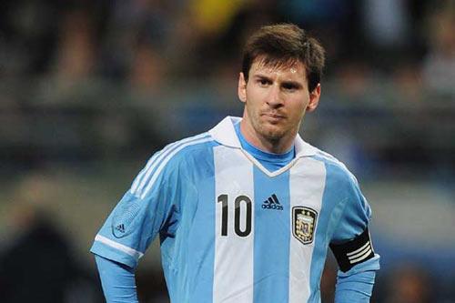 Messi: Nỗi ám ảnh phía sau kỷ lục - 1