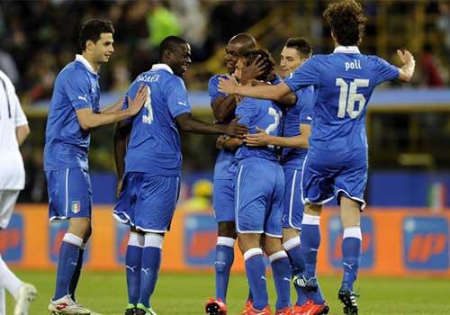 Mexico – Italia: Brazil gọi, Italia trả lời? - 1
