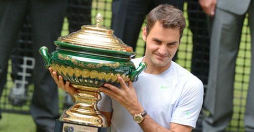 FedEx coi Halle là bàn đạp tới Wimbledon - 1
