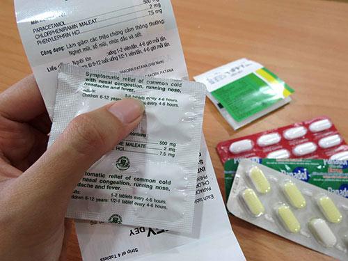 Cách uống thuốc hiệu quả - 1