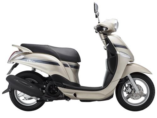 Yamaha ra mắt Nozza Limited Edition - 1