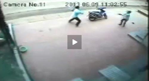 Khởi tố kẻ nổ súng, cướp tiệm vàng ở TN - 1