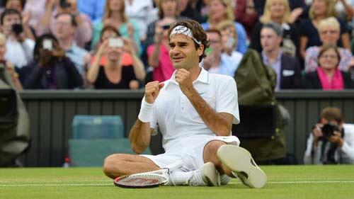Federer nguy cơ bị hất văng khỏi Top 4 - 1