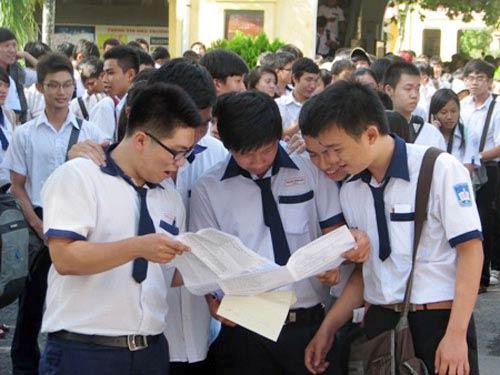 Cần Thơ: 99,91% thí sinh đỗ tốt nghiệp - 1