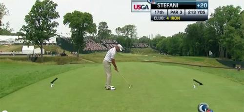 Golf – U.S.Open 2013: Stefani & cú ace để đời - 1