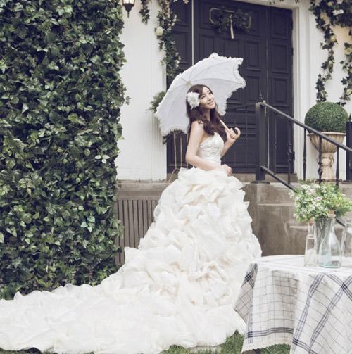Ảnh cưới Hàn Quốc tinh tế và lãng mạn - 1