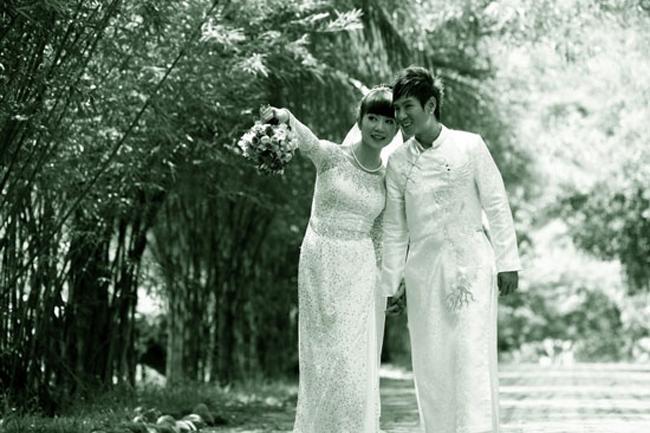 Vợ Lý Hải là cô nàng hotgirl xinh đẹp MinhHà.