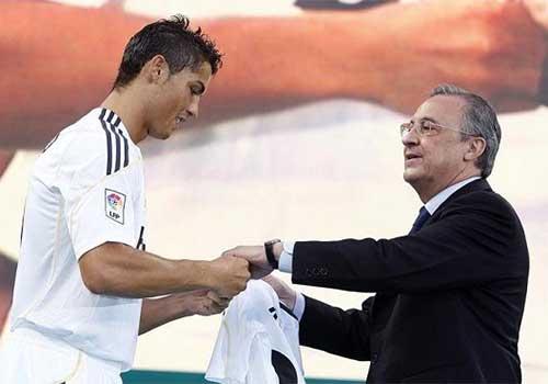 Real sắp có siêu hợp đồng với Ronaldo - 1