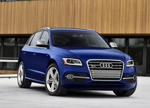 Audi SQ5 có giá 51.900 USD - 1