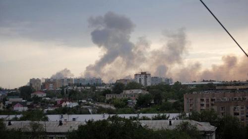 Nga: Kho đạn phát nổ, 6.000 người sơ tán - 1