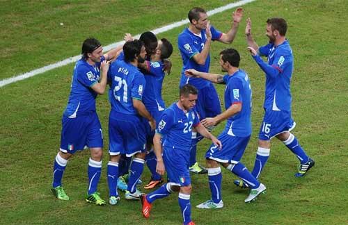 Italia – Nhật Bản: Rượt đuổi ngoạn mục - 1