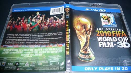 FIFA xem xét gỡ bỏ 3D tại WC 2014 - 1