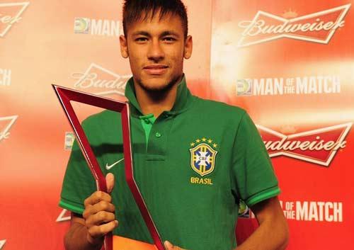 Neymar: Điểm 10 cho chất lượng - 1