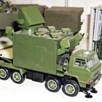 Nga tiết lộ mẫu hệ thống phòng thủ tên lửa tầm trung mới