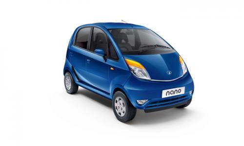 """Tata Nano 2014: """"sang hơn một chút"""" - 1"""