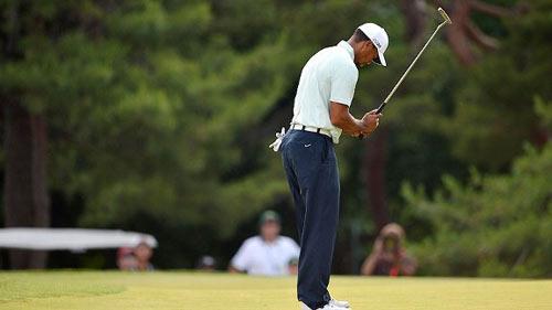 Tiger Woods nghỉ 1 tháng dưỡng thương - 1
