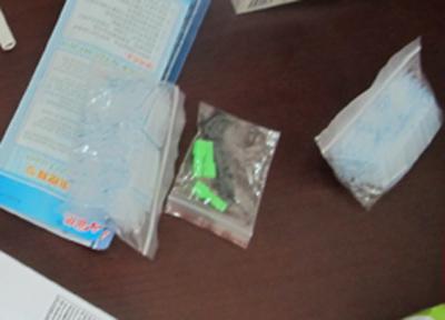 CSGT quật ngã đối tượng mang ma túy trên phố - 1