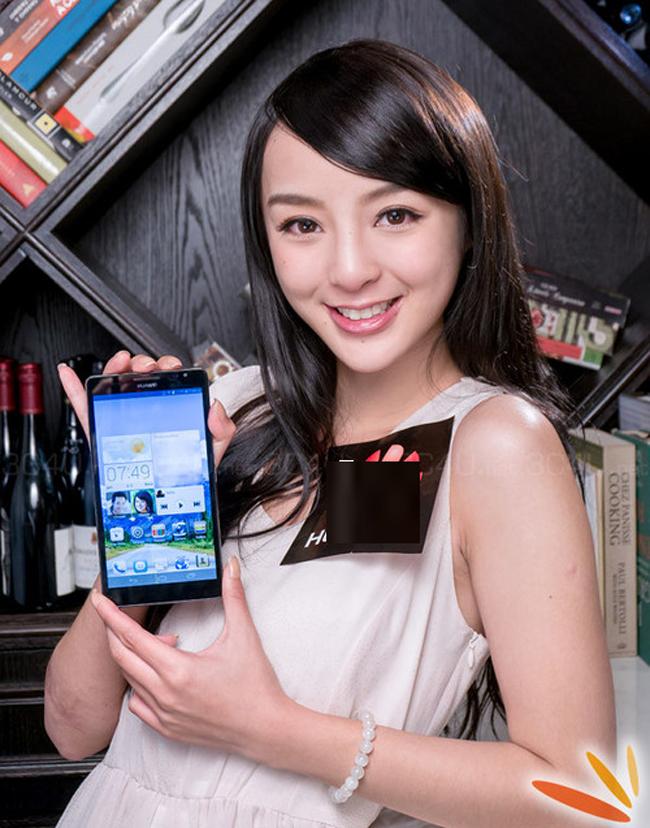 Màn lột đồ siêu nóng bên smartphone Đắm say cùng mỹ nữ công nghệ Siêu vòng 1 'tra tấn' Xperia Z Khoe thân hình bốc lửa cùng bao da tablet