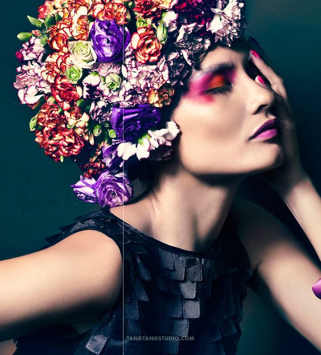 Sự phá cách của sắc hồng trong thời trang Việt