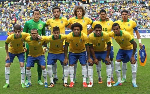 Brazil: Những mảnh ghép còn thiếu - 1
