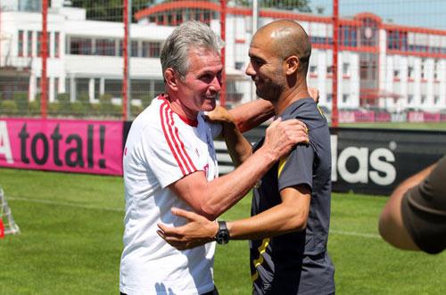 Ngày Pep ra mắt, Bayern đọ sức Dortmund - 1