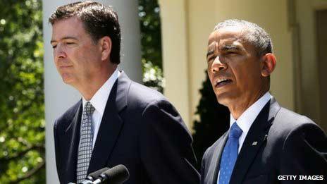 Tổng thống Obama đề cử tân giám đốc FBI - 1