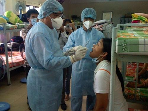 Cúm A/H1N1 đang lây nhanh - 1