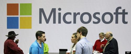 Microsoft tung tiền chiêu mộ hacker - 1