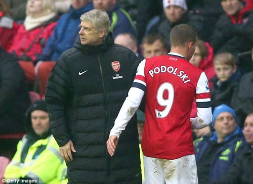 Arsenal cách những danh hiệu quá xa - 1