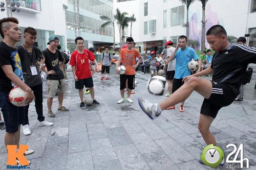 Việt Nam vô địch bóng đá nghệ thuật châu Á - 1
