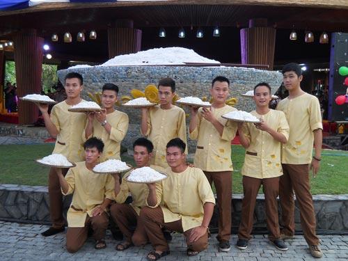 Mì Quảng được Tổ chức kỷ lục châu Á công nhận - 1